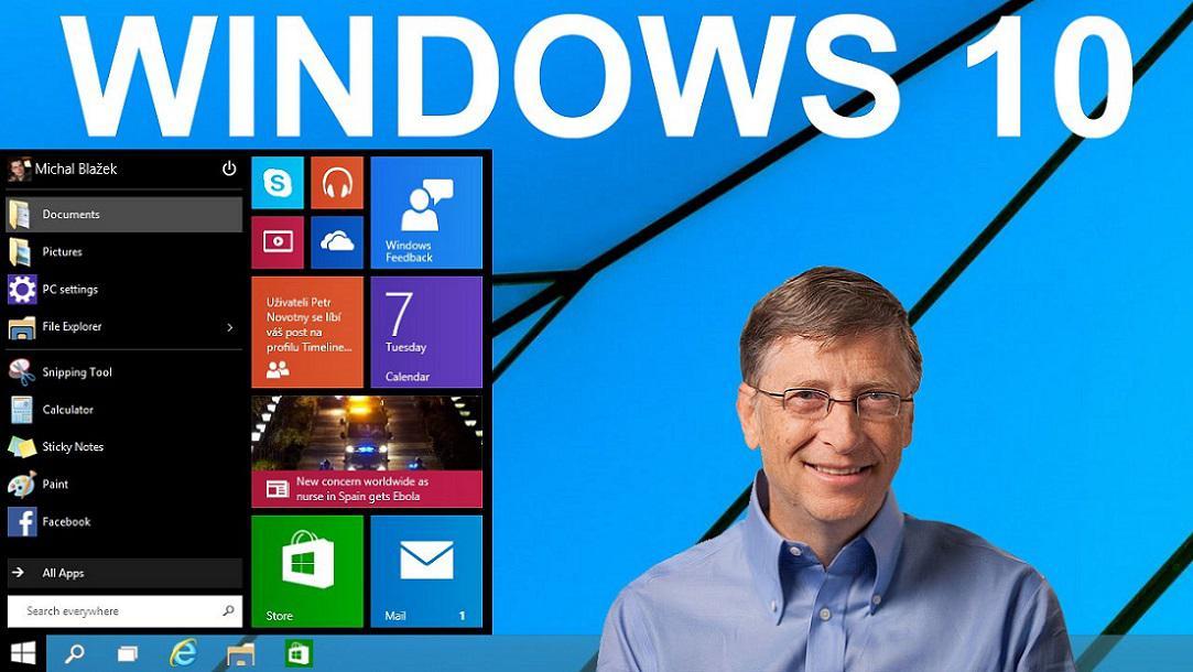 О чём захотелось рассказать Биллу Гейтсу?