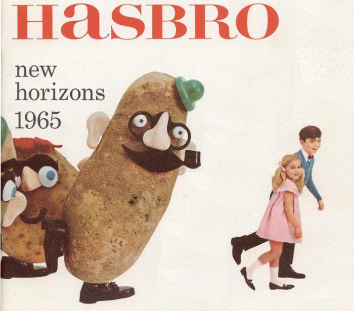 Фирма Hasbro