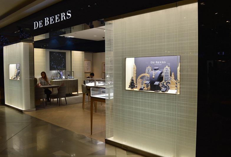 Бриллиантовая империя De Beers