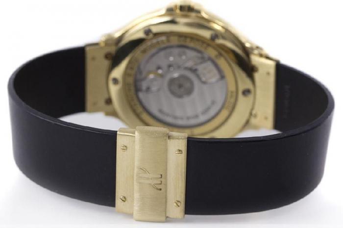 Hublot: самые необыкновенные швейцарские часы
