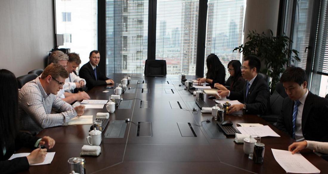 Особенности работы с китайскими деловыми партнёрами