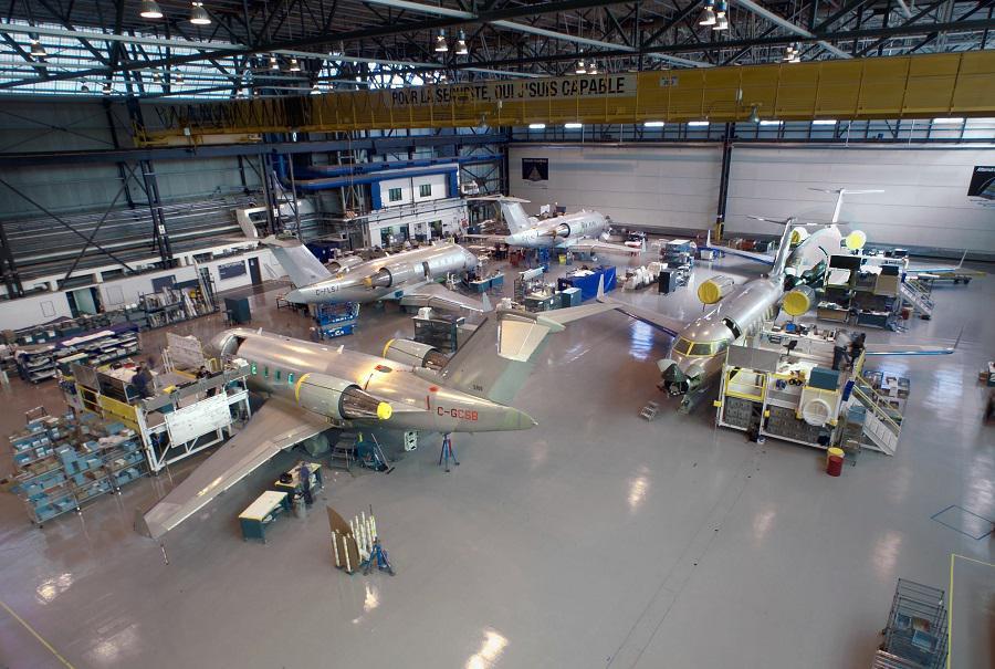 Bombardier: от снегоходов до авиалайнеров