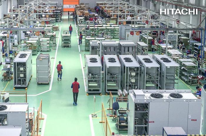 Маркетинговая политика бренда Hitachi