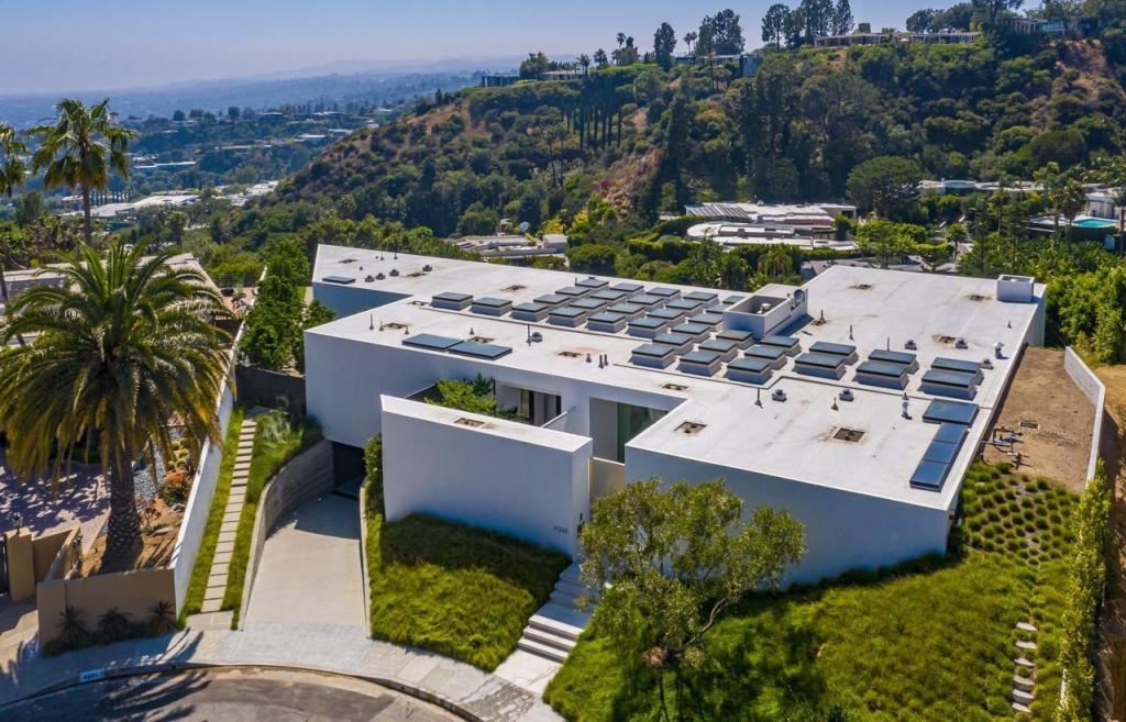 дом на голливудских холмах цены