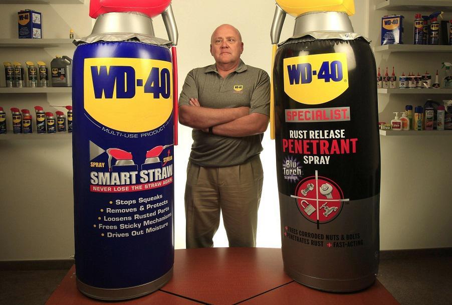 WD-40 – американское волшебство, его история и тайна