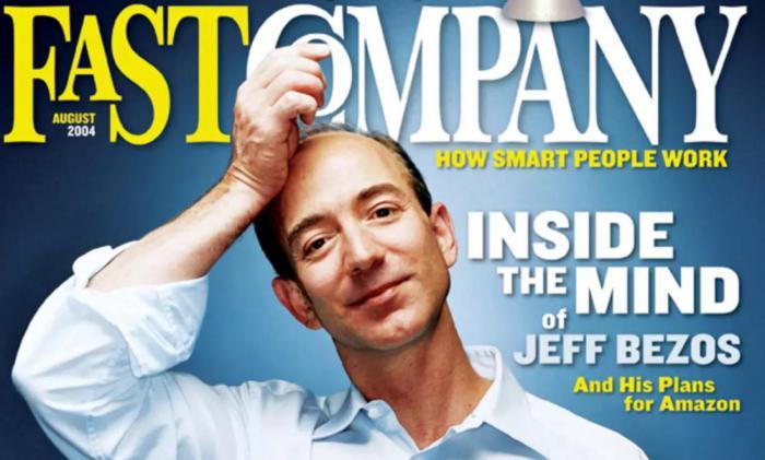 Как Джефф Безос стал богатейшим жителем планеты?