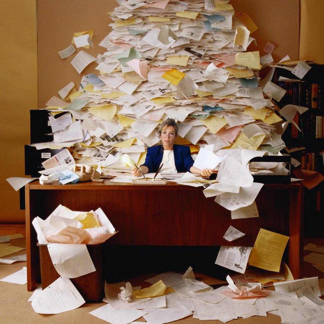 О чем нужно помнить, когда в жизни и на работе полный перегруз, справиться с которым, кажется, невозможно?