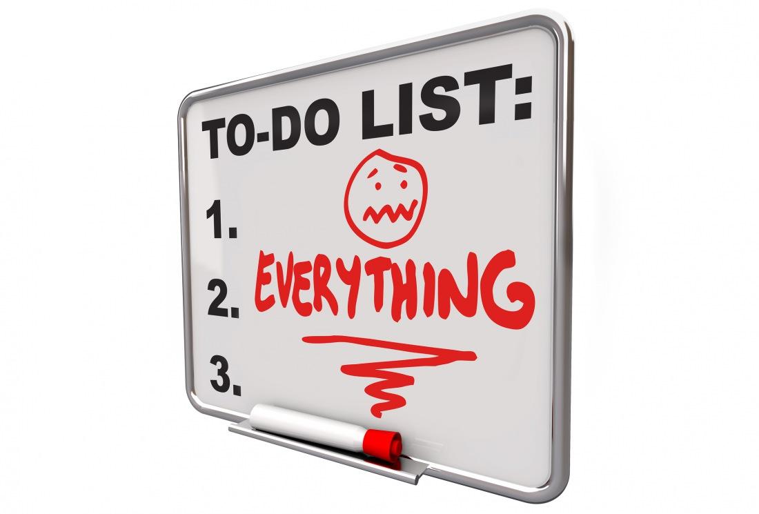 О чем нужно помнить, когда в жизни и на работе полный перегруз, справиться с которым, кажется, невозможно