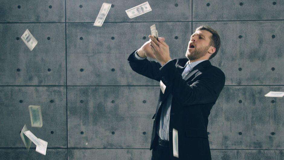 швыряется деньгами картинка нанесением