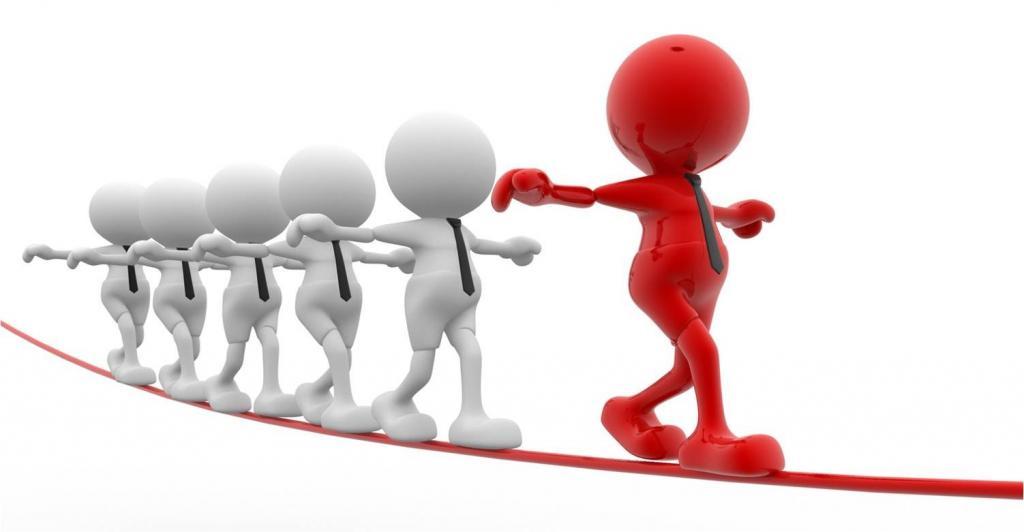 находкой для картинки по лидерству для презентации всегда можно