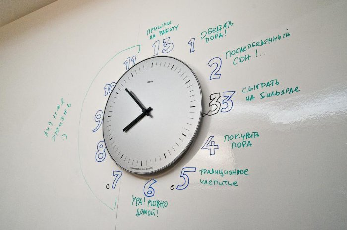 Как улучшить свой рабочий график