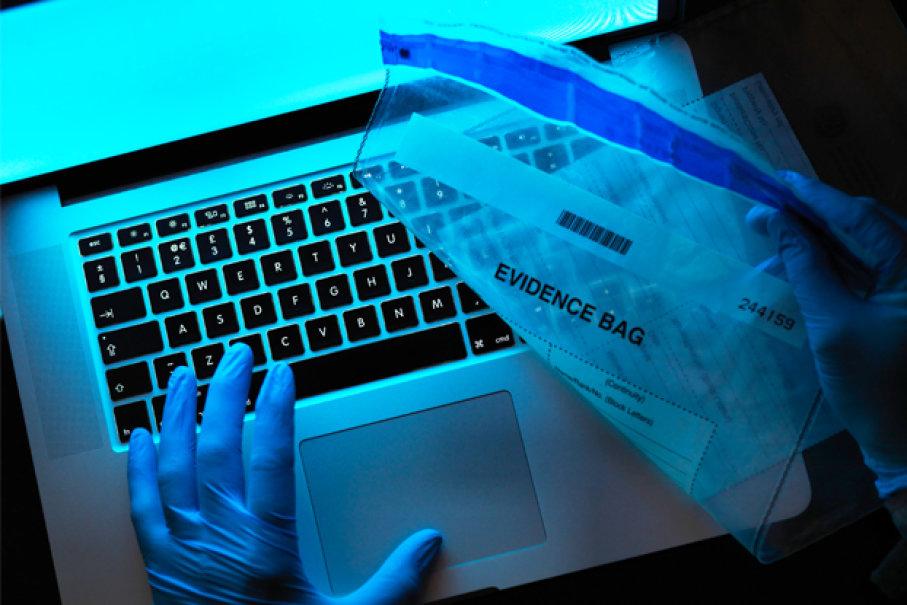 Онлайн-мошенничество - это просто современная схема ограбления ...