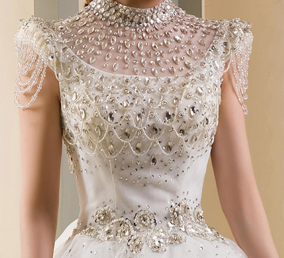 фото самых дорогих свадебных платьев мира откинул все логичные